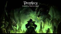 """Celtic Music - """"Prophecy"""" One of my absolute favourite compositions from the amazing Adrian Von Ziegler.  You can subscribe to his Youtube Channel; his music is right up there with Hans Zimmer's in my opinion.  I'll definitely be asking him to score the soundtracks with Hans Zimmer, if my books ever become films, lol.  These are my two favourite composers of all time."""