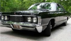"Steve McGarret's '68 Mercury from the tv show  ""Hawaii Five-O""  1968-1980"