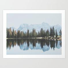 Italian Dolomites (landscape version) by Luke Gram