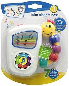 Baby Toy Toddler Baby Einstein Musical Teeth Top Development Toy - FREE SHIPPING
