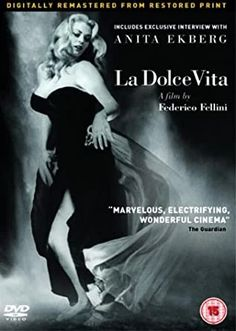 Mercantile // Our Top 5 Classic Film Choices – The Mercantile London Film Recommendations, Marcello Mastroianni, Anita Ekberg, World Movies, Tv Episodes, Drama Film, Old Tv, Classic Films, Cannes Film Festival