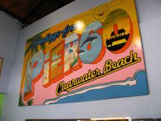 Sign at the concession stand.   #pier60 #pier #florida #clearwaterbeach