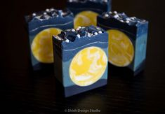 DIY Honey Moon Soap with Video Tutorial to Show You How It's Done!