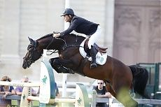 Chantilly 2014 Gallery - LONGINES GLOBAL CHAMPIONS TOUR - Bengtsson and Casall ASK