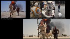 A VFX Breakdown Of 'Star Wars: The Force Awakens'
