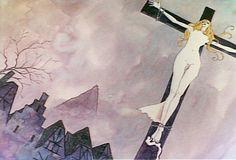 Belladonna of Sadness (1973, Eiichi Yamamoto)
