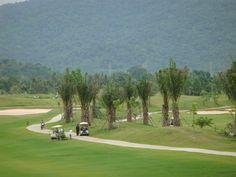 Pleasant Valley golf in Thailand