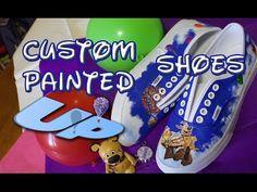 1275c23f69b827 Disney DIY Custom Painted Pixar