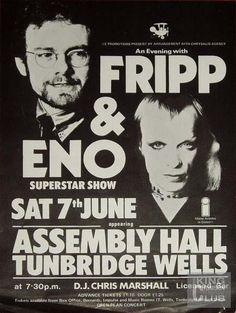 Fripp & Eno ad.