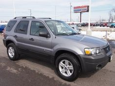 Used 2007 Ford Escape Hybrid