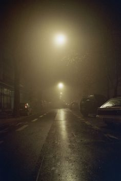 Down the street.   Photo by: Paweł Kamiński