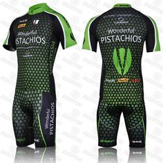 Cool Pistachio jersey