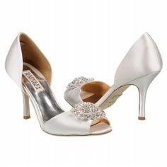 Badgley Mischka Lacie Wedding Shoes 11% Off   Tradesy Weddings