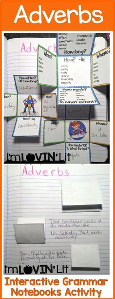 Adverbs Interactive