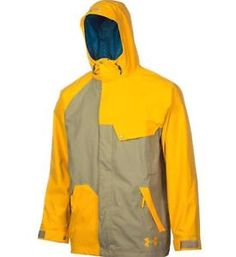 Compose your own alpine creation in the Under Armour UA Unchained Jacket.