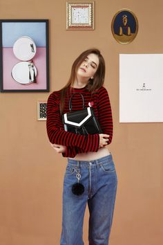 "BPB 15fw collection  ""ceci n' est pas une art""  ART DIRECTION & DESIGN ㅡ Ha Bobae, Ha Bomi PHOTO ㅡ Woozoo Studio VIDEO ㅡ Jeong Hyeryeong ASSISTANT ㅡ Jeong Eunhye, Oh Jiyun"