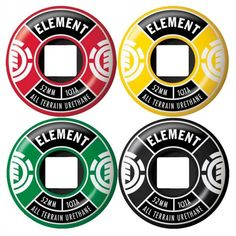 Ruedas Element divided rasta 52mm all terrain urethane 101A #element #elementskate #elementskateboard #elementskateboards #wheels #wheel #roue #roues #elementwheels #elementwheel #skate #skateboard #skateboarding #streetshop #skatespain