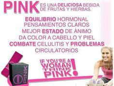 #Pink #i-Pink #Mujer #Energía #Salud #100%Natural #Resistencia #EquilibrioHormonal #Desintoxica #Vitaminas #Minerales #Belleza #CrecimientoMuscular #QuemaGrasa #AumentoDeBusto #MejorRespuestaSexual   http://angelus.bhipglobal.com