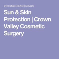 Sun & Skin Protectio