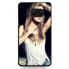 Sexy Alexandra Stan TATUM-9480 Samsung Phonecase Cover For Samsung Galaxy Note 7