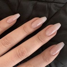 Hard Gel Nails, Aycrlic Nails, Nude Nails, Long Nails, Hair And Nails, Jamberry Nails, Stiletto Nails, Diy Nails, Maquillage On Fleek