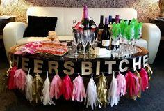 Anne's Calistoga Bachelorette Party