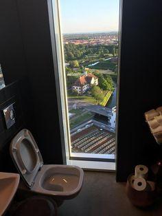 O Hotel Clarion em Malmö, Suécia: