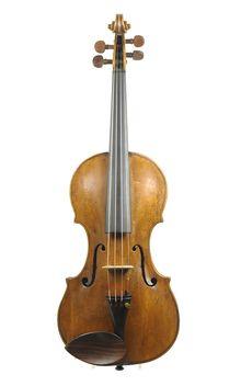 Rare Mittenwald #violin, approx. 1750, probably Fichtl - € 8,500 worldwide - http://www.corilon.com/shop/en/item1208_1.html