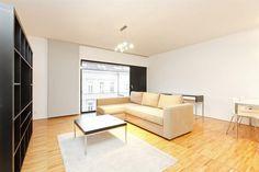 Smart 1 bedroom apartment for rent, Prokopova, Praha Žižkov Flat Rent, Beautiful Space, Prague, Apartments, Real Estate, Couch, Boutique, Live, Bedroom