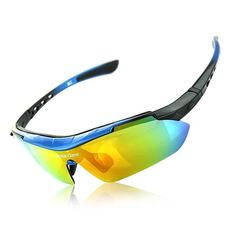 2016 Men Women Cycling Glasses Professional Polarized Cycling Glasses Bike Goggles Outdoor Sports Bicycle Sunglasses UV