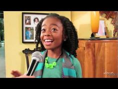 "Skai Jackson from Disney's ""Jessie"" at Premiere Event in Orlando - YouTube"