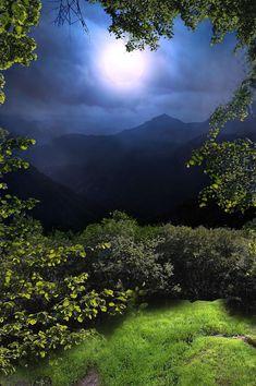 BG stock Mountain by irinama on DeviantArt