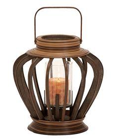 12'' Bamboo Lantern