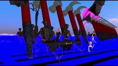 Morlita Quan & SaveMe Oh  - Set at Dreamworld North, Second Life