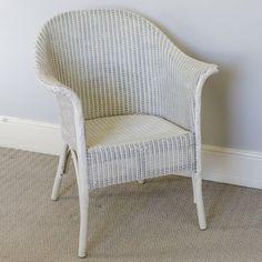 Lloyd Loom Chair, 1930's