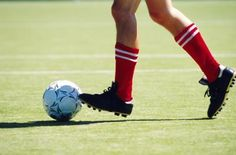 Strength Training for Soccer Players