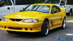 More than 19400 cars are available for sale on our site. You can find new and used cars for sale in Canada, Australia, United States and Great Britain. Listing such popular brands like Ford, Chevrolet and BMW. Yellow Mustang, Sn95 Mustang, Ford Mustang For Sale, Pacific Green, Ford Svt, Car Wallpapers, Used Cars, Cars For Sale, Convertible