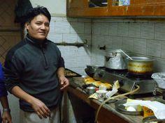 Pastelería en la casa - McLeod Ganj