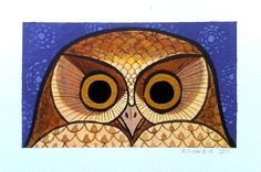 A mini commission for a friend for a friend. 4 x 6 inches Morepork 6 Inches, Gardening Tips, Coasters, Home And Garden, Deviantart, Mini, Design, Coaster