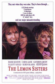 The Lemon Sisters movie poster