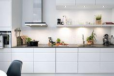 Inspiring Homes: Alvhem Home in Vasastaden | Nordic Days - by Flor Linckens