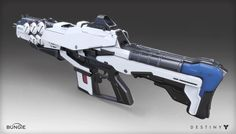 A model that I had the pleasure to work on for Destiny.