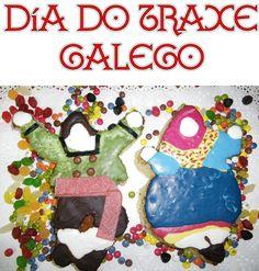 As festas do Apóstolo volven enxalzar o traxe galego