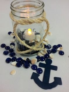 nautical wedding centerpieces - Google Search