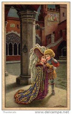 CPA ILLUSTRATEUR DESSIN A. BERTIGLIA  ENFANT  ** ARTIST  SIGNED DRAWN CARD A. BERTIGLIA CHILDREN