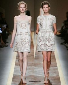 """Lovely lace... """"Valentino"""""""