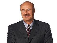 Dr. Phil is a registered Republican.