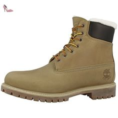 """Timberland 6"""" Shearling Lined Homme Boots Fauve - Chaussures timberland (*Partner-Link)"""