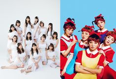 """Nakuro's Blog: Morning Musume'16 & Red Velvet """"Asia Music Network..."""