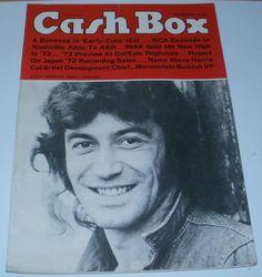 Cashbox Magazine Albert Hammond Andy Kim Ad February 3 1973